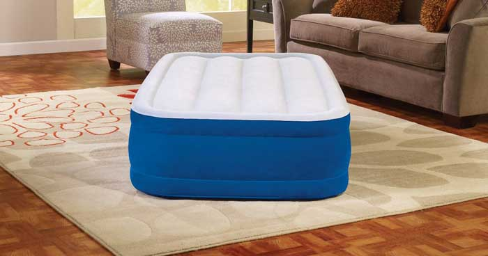 Clean-air-mattress