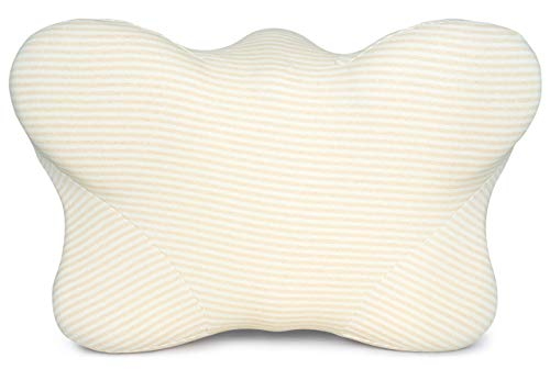 SCANDVIA CPAP Pillow for Side Sleepers with Memory Foam