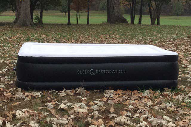 Sleeping on your air bed long-term is a bad idea