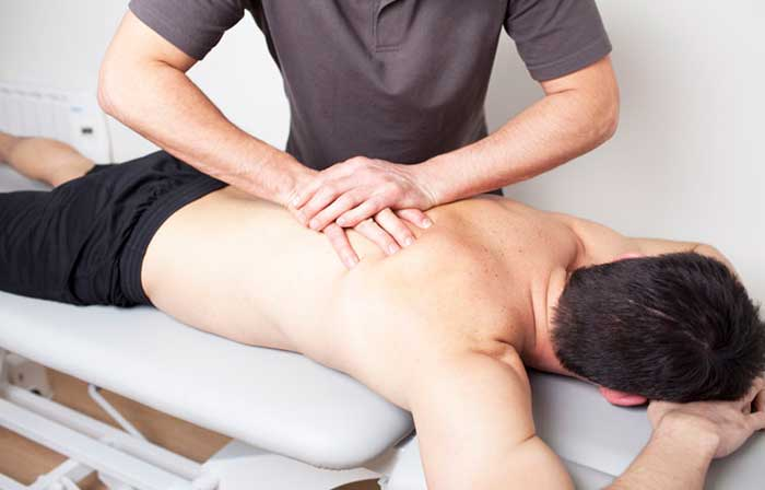 Therapy for Herniated Disc with Nerve Pain