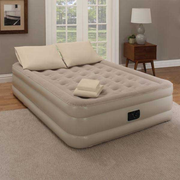 best way to keep your air mattress from sliding