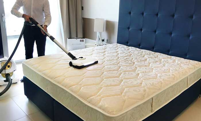 clean air mattress with air dry