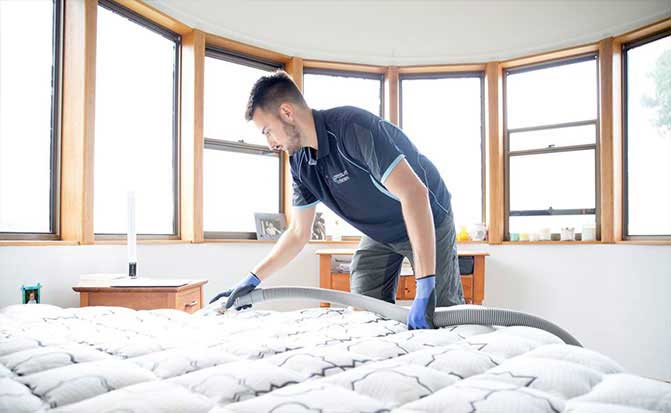 commercial mattress cleaners