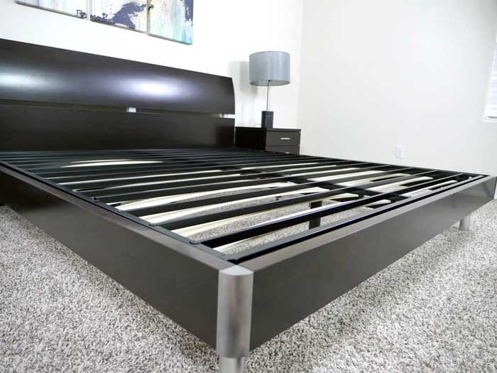 the Bed Frame
