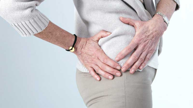 Symptoms of Arthritis in Lower Back and Hips