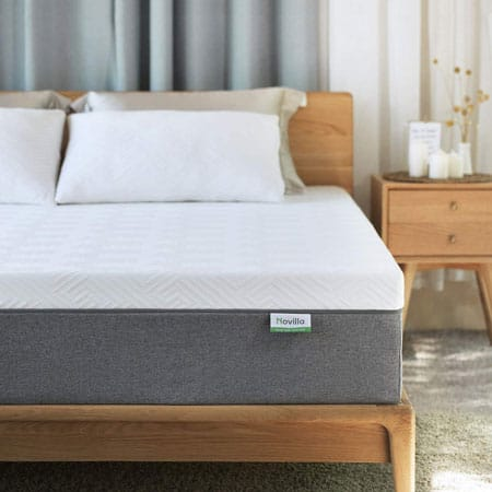 10-inch Gel Memory Foam Queen Size Mattress