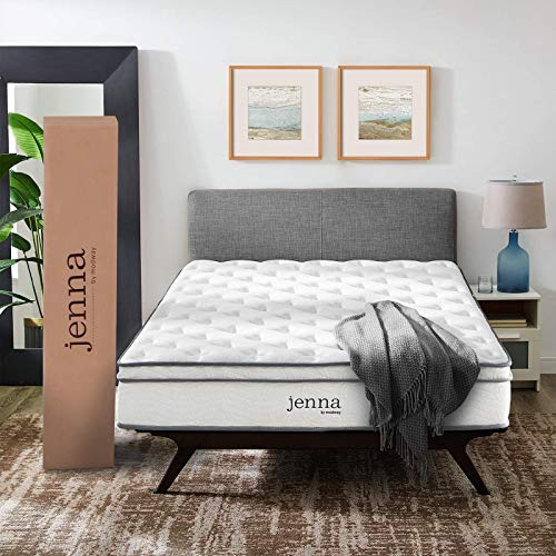 "Modway Jenna 10"" Queen Innerspring Mattress"