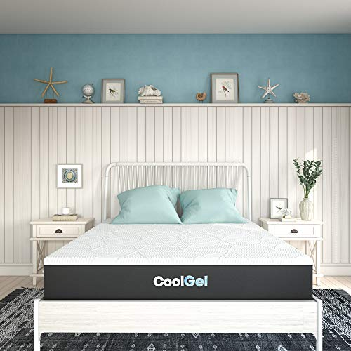 Classic Brands Cool Gel Chill Memory Foam Mattress
