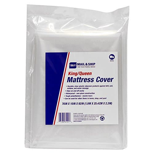 Seal-It Mail & Ship King/Queen Mattress Cover
