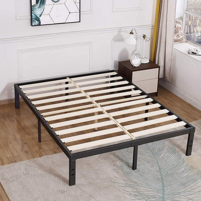 Height of the bed frame