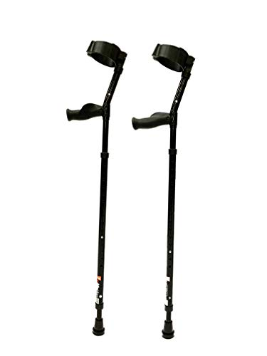 in-Motion Forearm Crutches