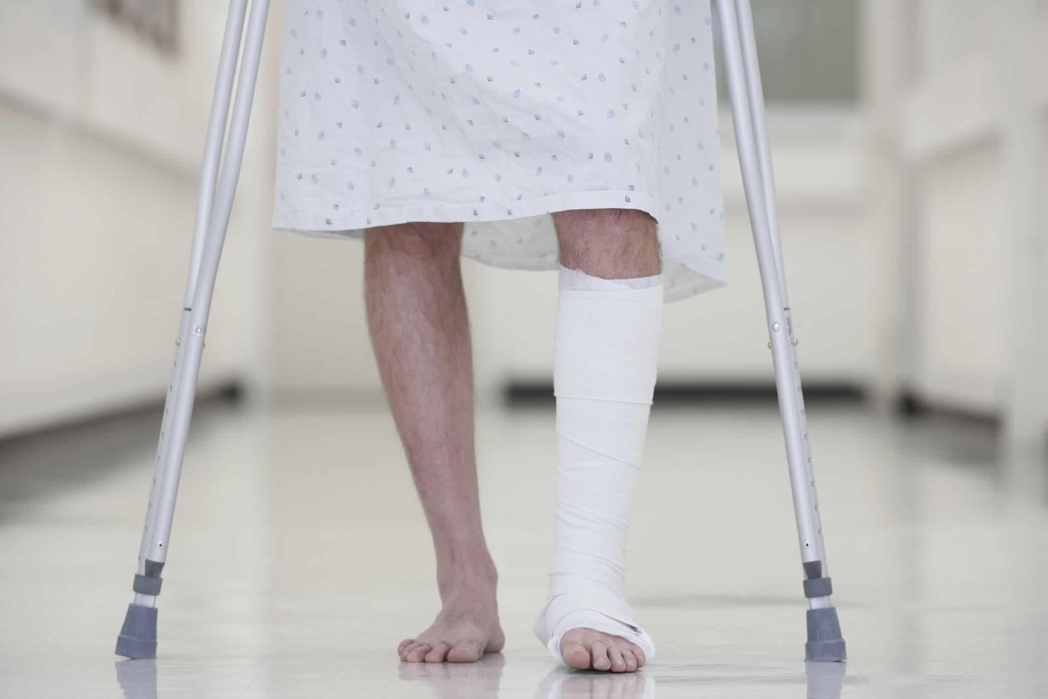 Best Crutches For Broken Ankle