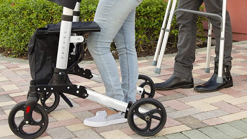 Best Rollator For Outdoor Use
