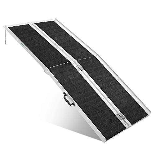 ORFORD Utility Mobility Access Folding Wheelchair Ramp